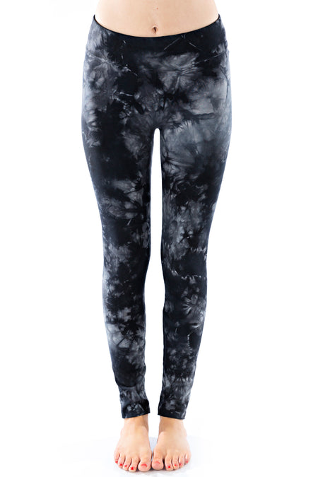 Basic Leggings Mineral Two Tone