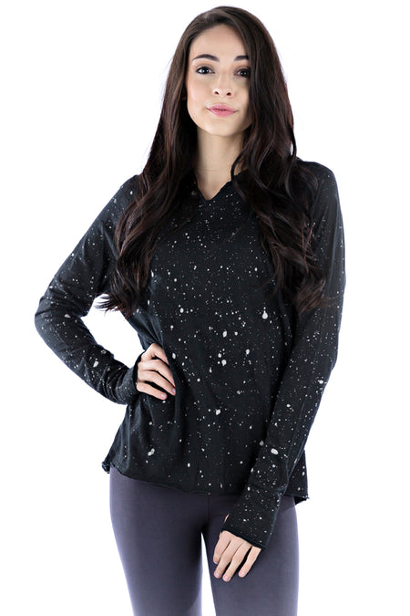 Longsleeve Scoop Crystal