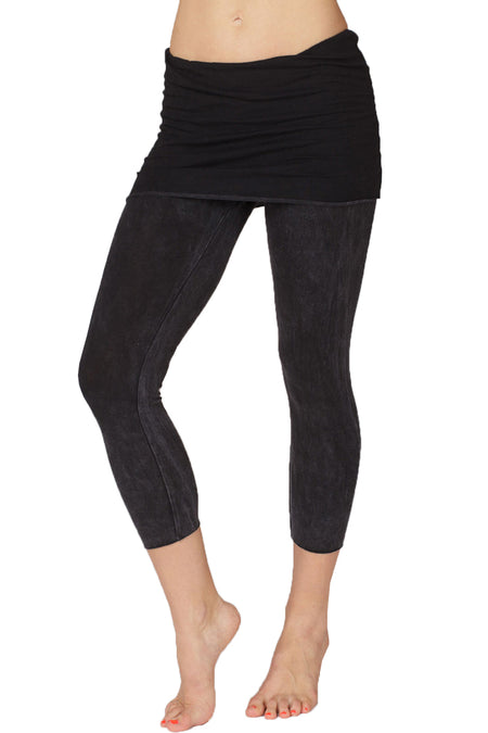 Foldover Leggings Bamboo