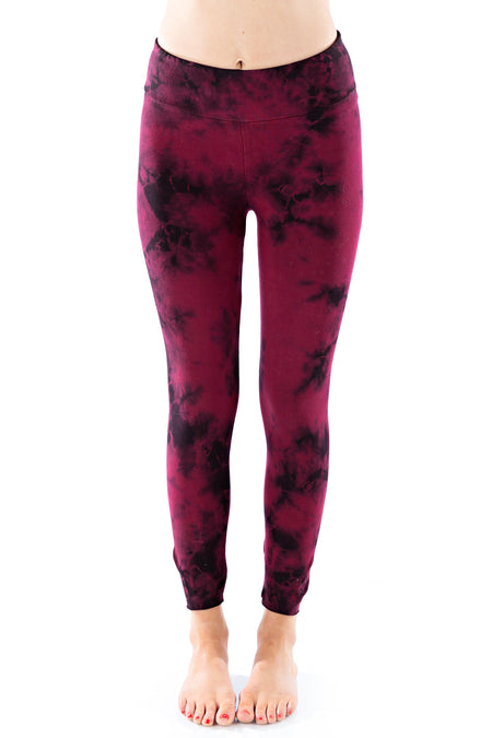 Cuffed Leggings Crystal
