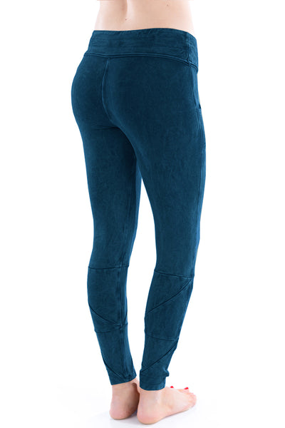 Geo Leggings Mineral - LVR Fashion