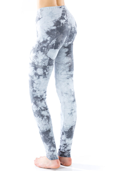 Zig Zag Leggings Crystal - LVR Fashion