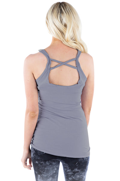 Crossback Tank - LVR Fashion