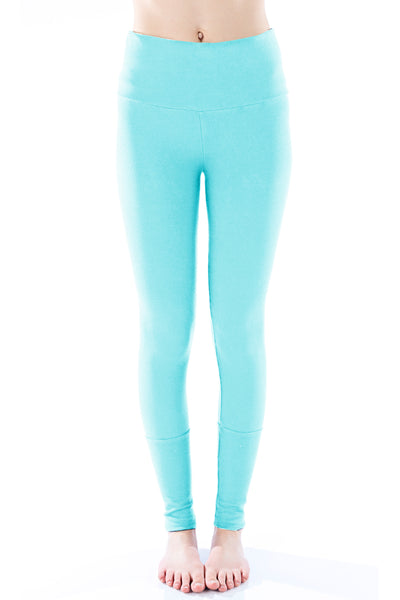 Cuffed Leggings - LVR Fashion