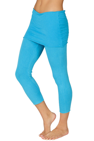 Foldover Capris - LVR Fashion