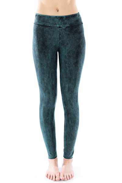 Basic Leggings Mineral - LVR Fashion