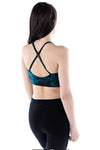 Crossback Sports Bra Crystal - LVR Fashion