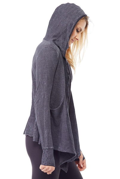 Hooded Wrap - LVR Fashion