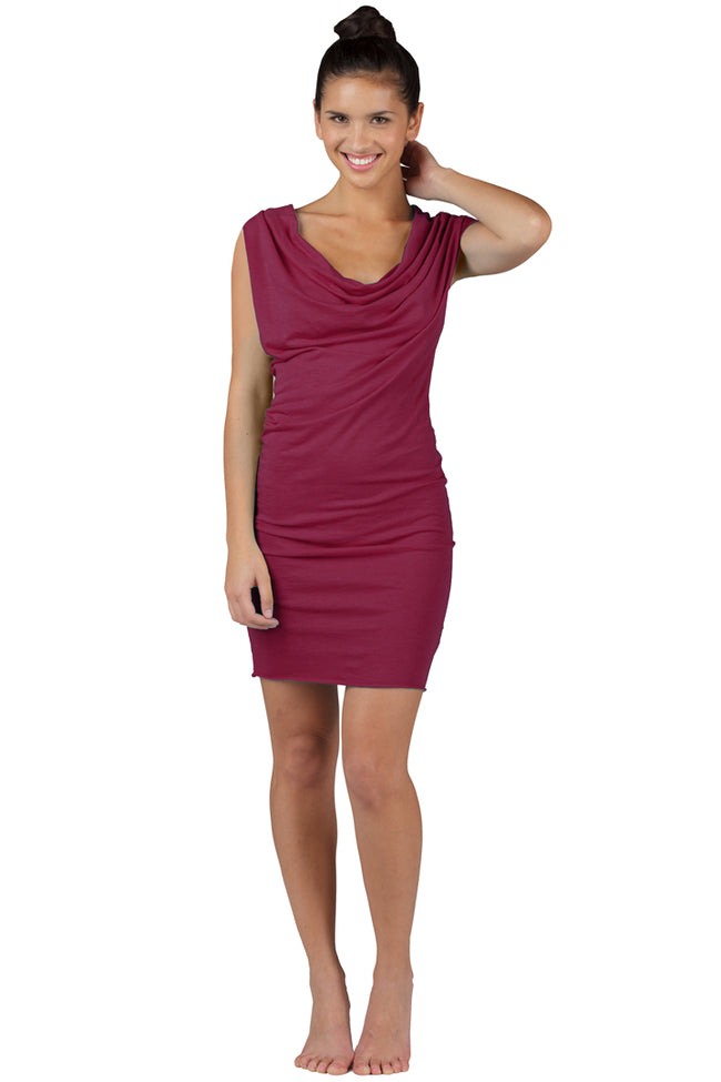 Sleeveless Mini Dress - LVR Fashion
