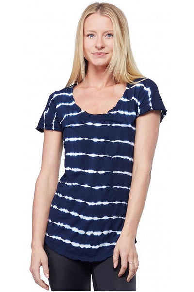 Short Sleeve Scoopneck Bamboo - LVR Fashion