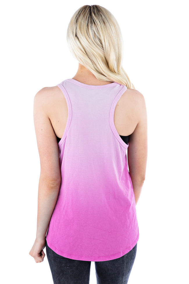 Dash Tank Ombre - LVR Fashion