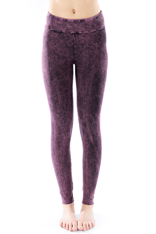Basic Leggings Two Tone Mineral