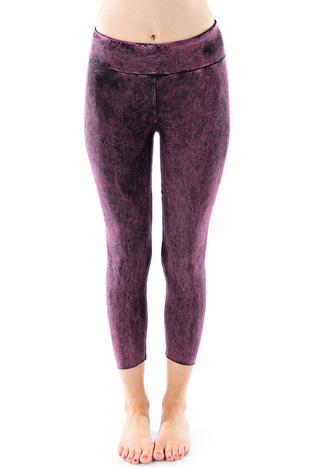 Cuffed Leggings Mineral
