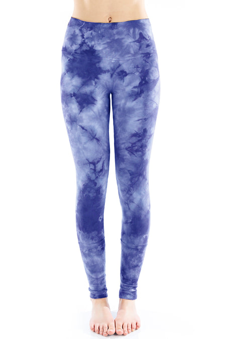 Foldover Leggings Crystal