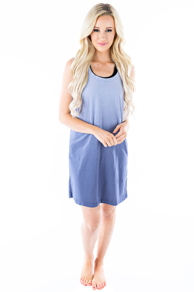 Wave Dress Ombre - LVR Fashion