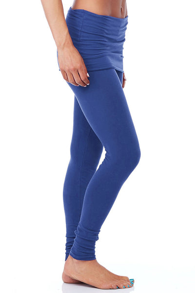 Foldover Leggings - LVR Fashion