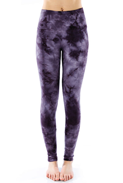 Cuffed Leggings Crystal - LVR Fashion