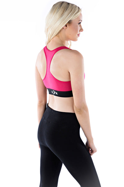 Luxe Sports Bra - LVR Fashion