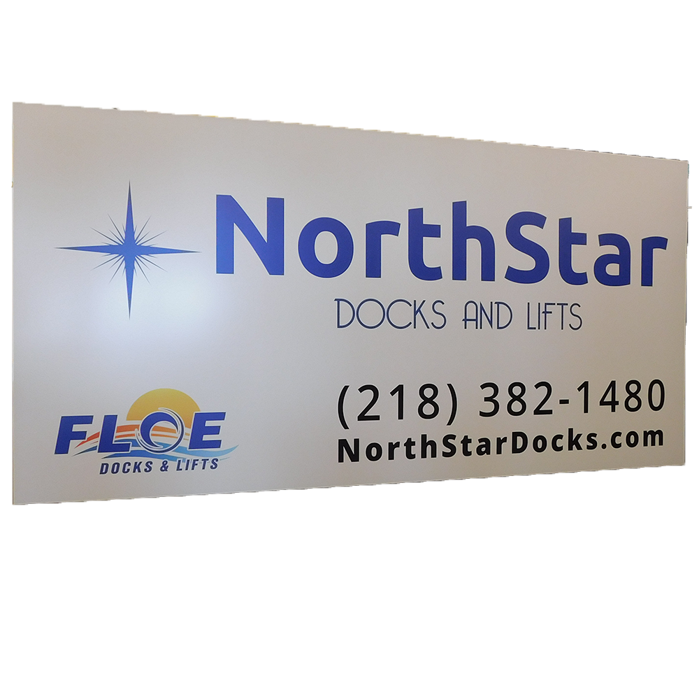 Aluminum Composite Signs