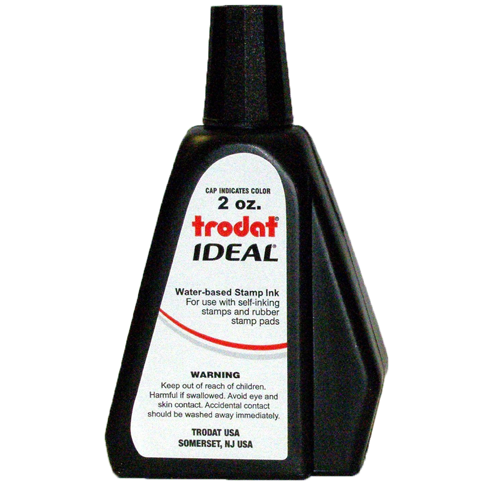Ideal Premium Quality Stamp Ink