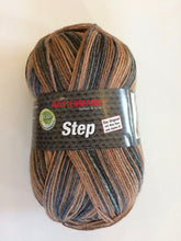 Austermann Step #347 Brown Stripes