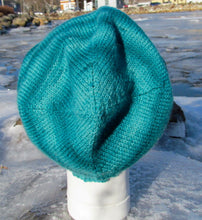 Pattern - Heather's Basic Slouch Hat