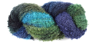 Fleece Artist Curly Locks - Aurora