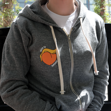 Load image into Gallery viewer, NEW ImPEACH Zip-Up Hoodie