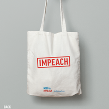 Load image into Gallery viewer, IMPEACH Tote