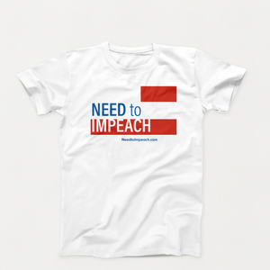 Need to Impeach Short Sleeve T-Shirt