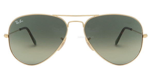 Rayban 3025 gold grey RB3025-181/71-Straight