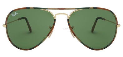 Kính Rayban camouflage RB3025JM-168/4E-Straight