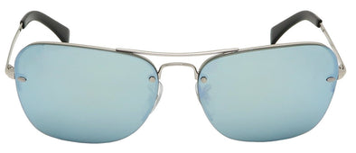 Rayban Aviator silver mirror RB3541-003/30-Straight
