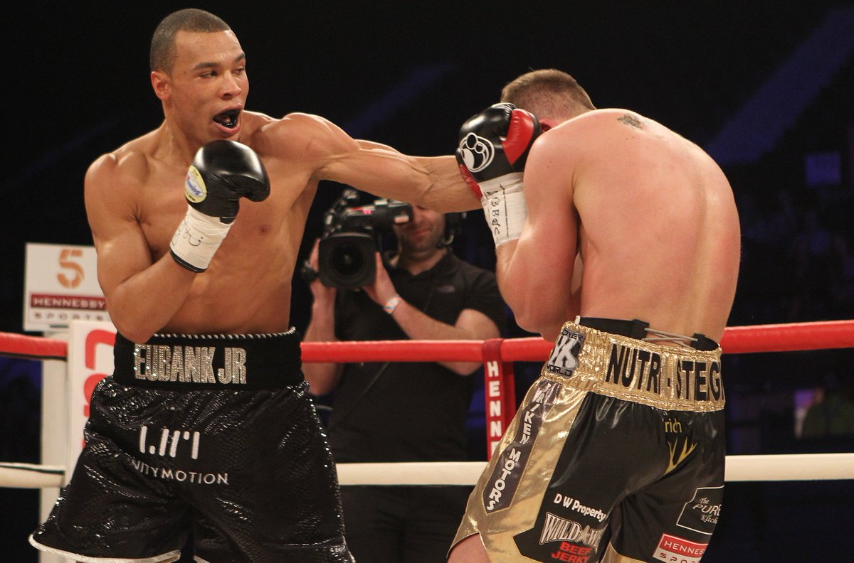 Chris Eubank Jr Vs Nick Blackwell