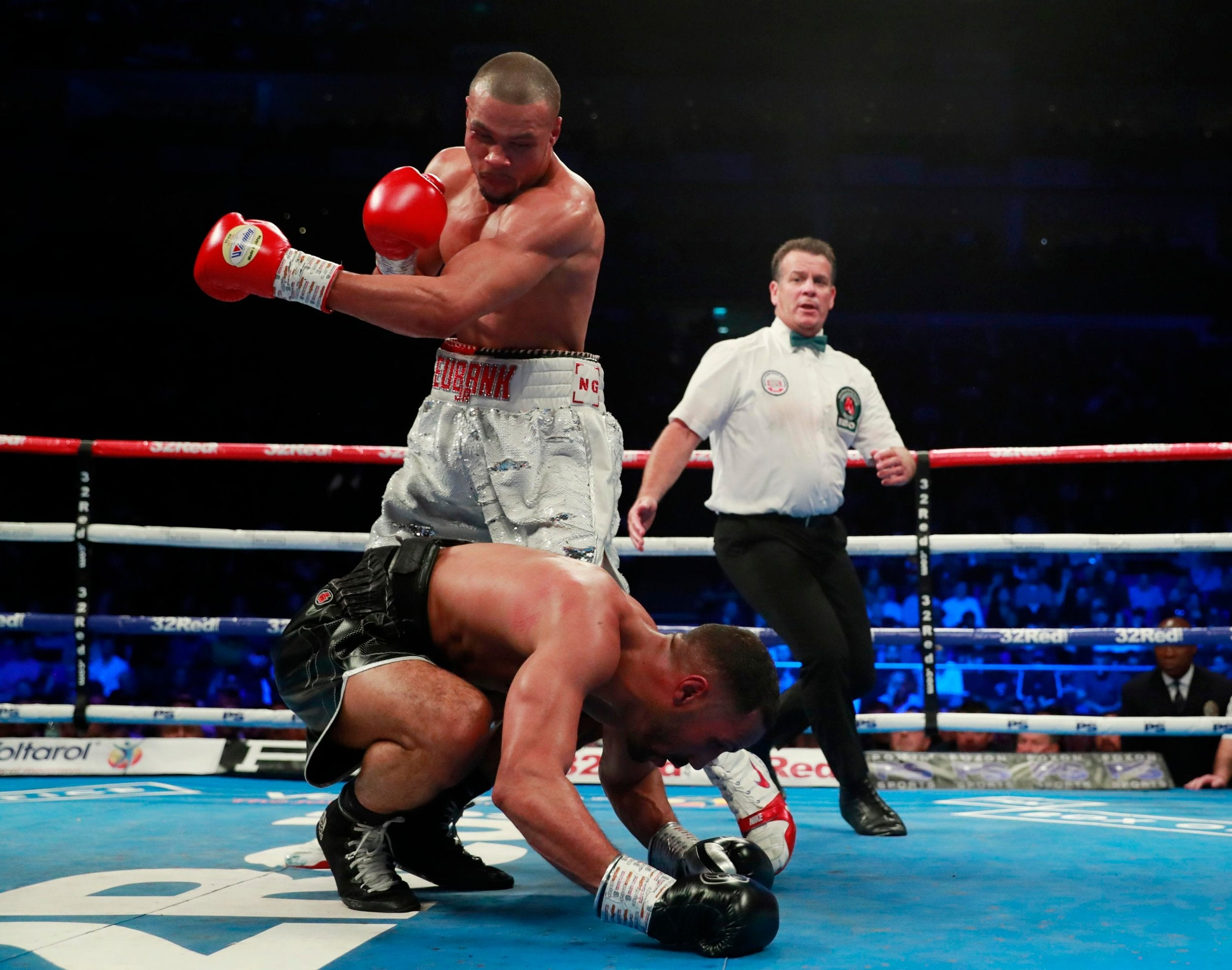chris eubank jr vs james degale