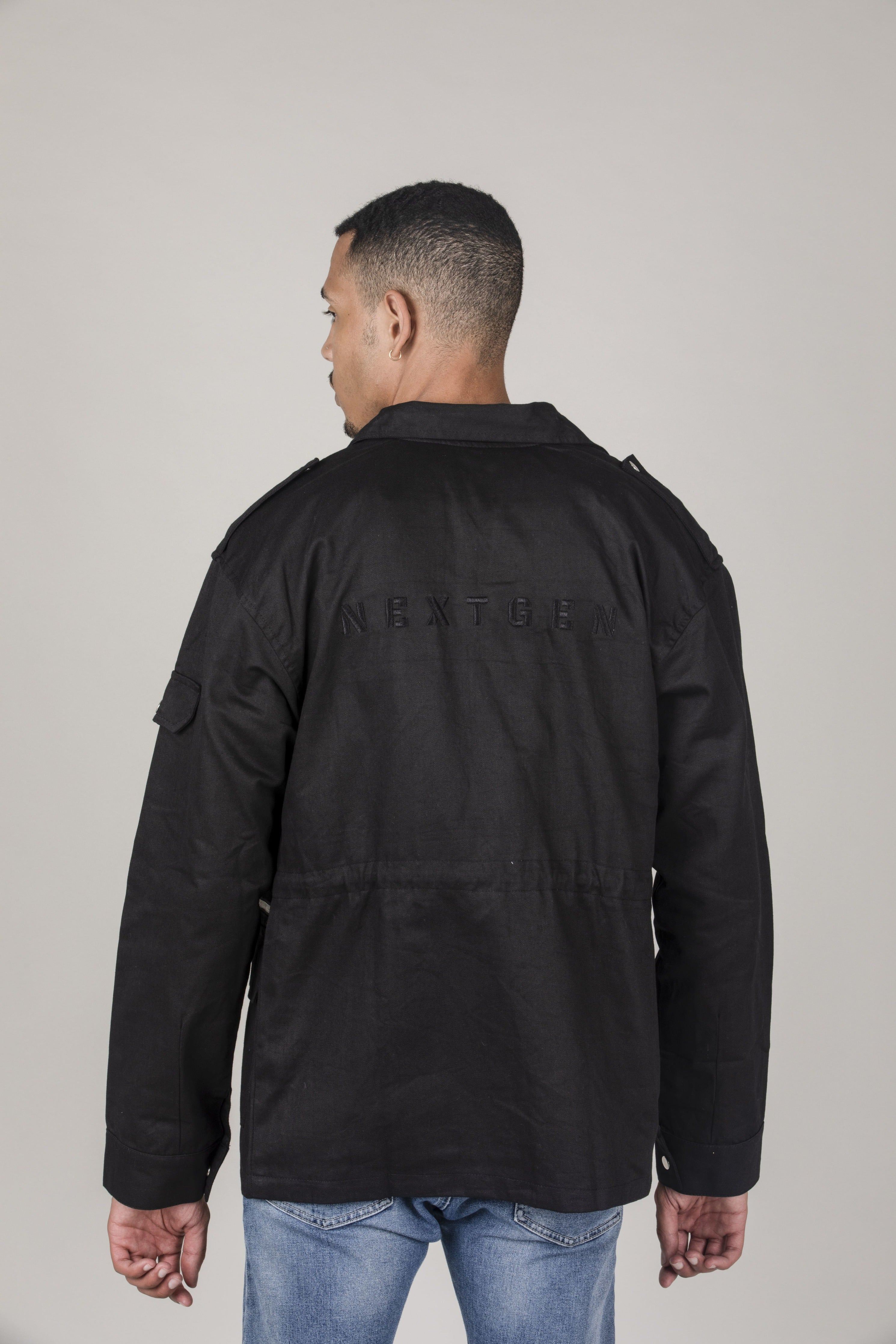 OFFICIAL TEAM COMBAT JACKET