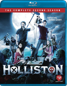 "HOLLISTON ""Season 2"" - Autographed Blu-Ray"