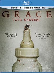 GRACE - Autographed DVD or Blu-Ray