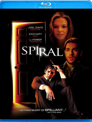 SPIRAL autographed DVD/Blu-Ray