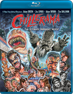 CHILLERAMA - Autographed DVD or Blu-Ray