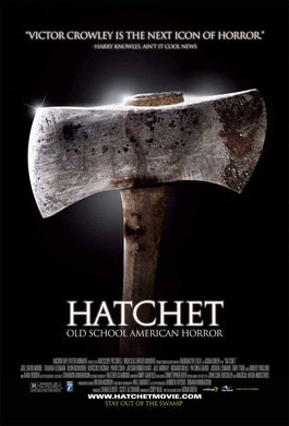 HATCHET - Autographed Screenplay