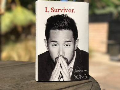 *RARE* I, SURVIVOR - Autographed HARDCOVER Tour Edition!