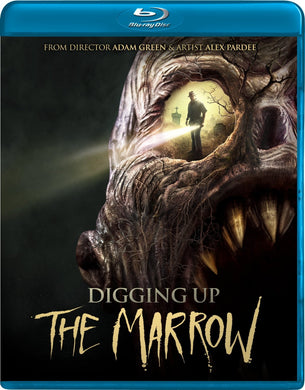 DIGGING UP THE MARROW - Autographed DVD or Blu-Ray