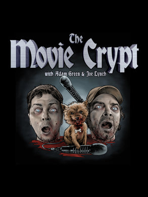 THE MOVIE CRYPT - Autographed