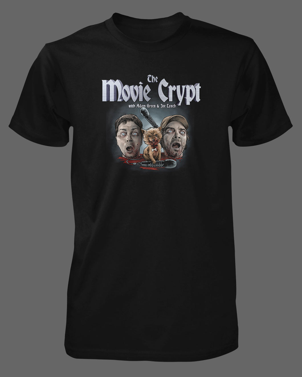 THE MOVIE CRYPT -