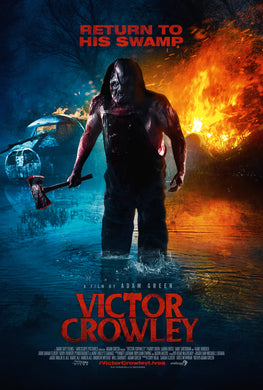 VICTOR CROWLEY - Autographed Screenplay