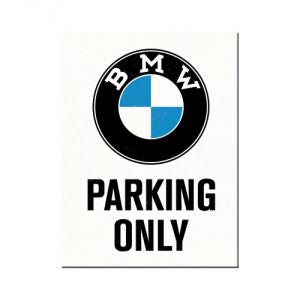 Magnete BMW Parking only