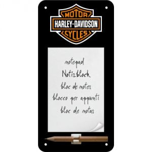 Notes Magnetico Harley