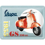 Cartello 15x20 Vespa GS