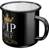 TAZZA IN METALLO   Vip Only